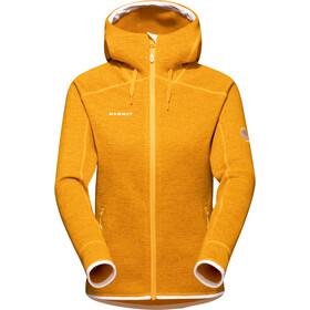Mammut Arctic ML Hooded Jacket Women golden melange